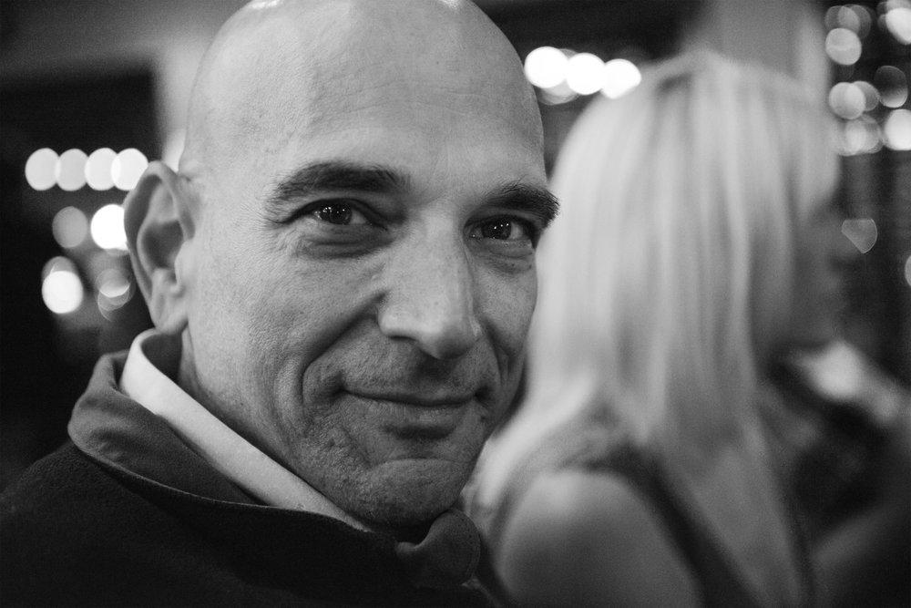 Celebrity appearance maven Barry Greenberg. Photo by Christos Sagiorgis