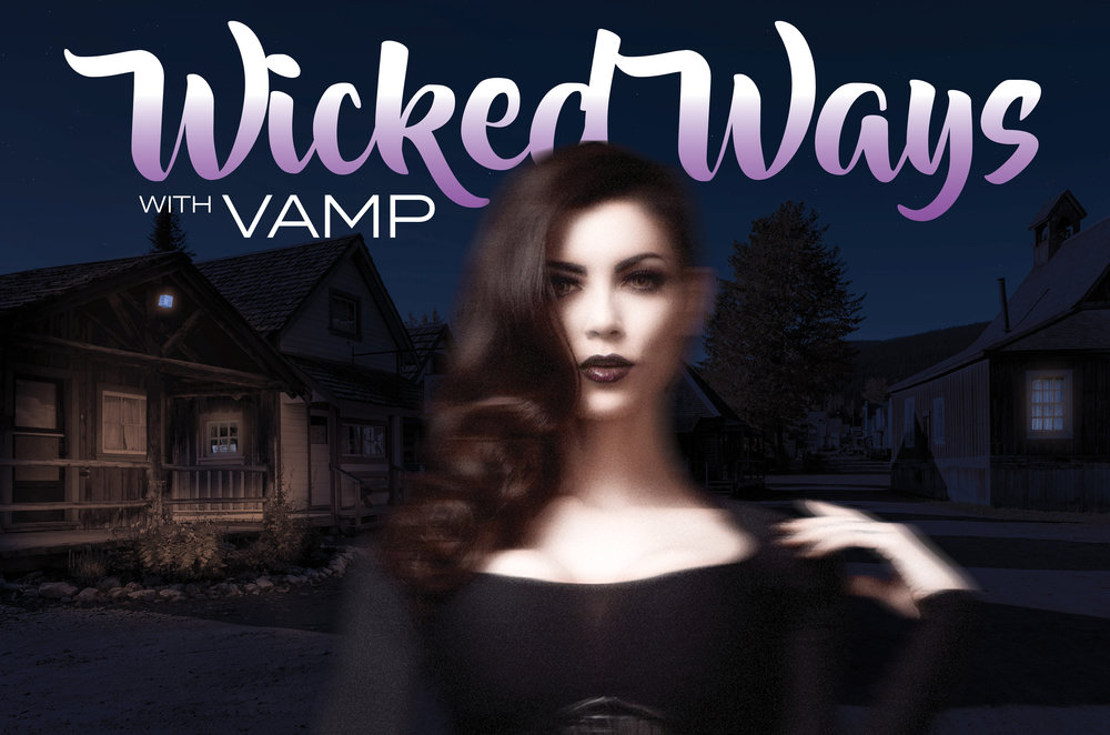 Cosplay Superstar LeeAnna Vamp To Film Television Series About Haunting In Barkerville