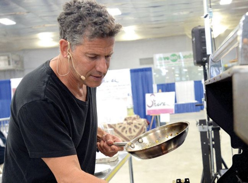 Food Network favorite Bob Blumer is set to return to host the second PG's Chef Challenge fundraiser for the Prince George Hospice Society April 17 at the Black Clover Banquet Hall