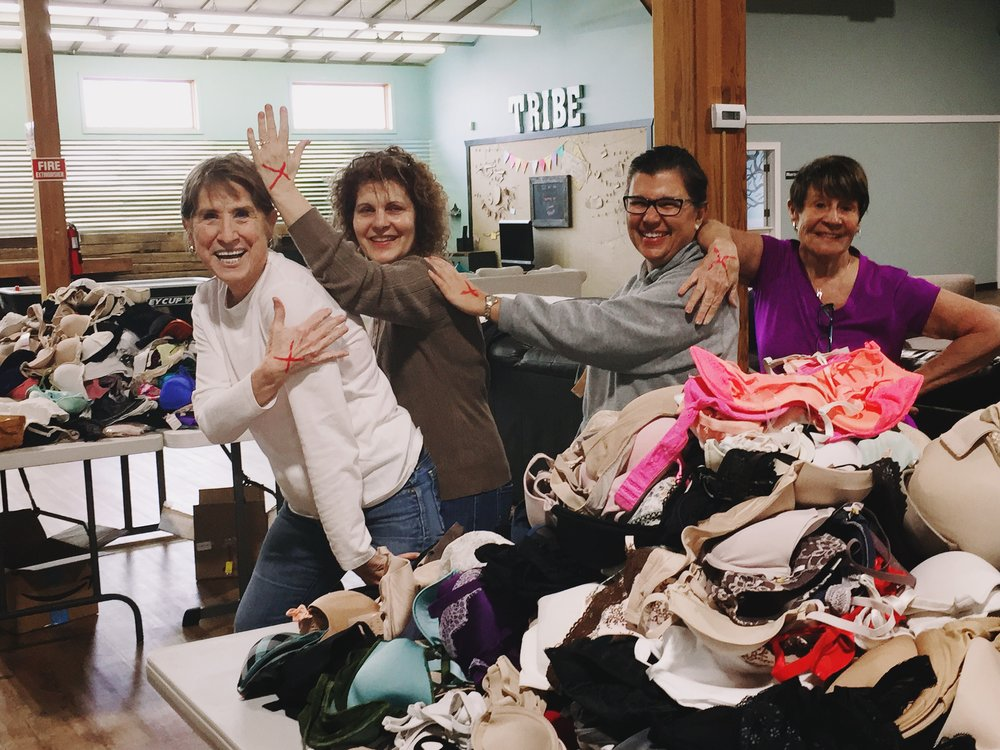 What Happens When You Donate A Bra To Free The Girls