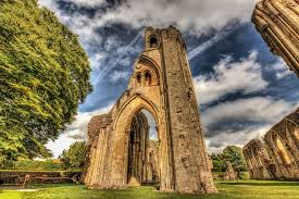 The Abbey, home to legendary Camelot.
