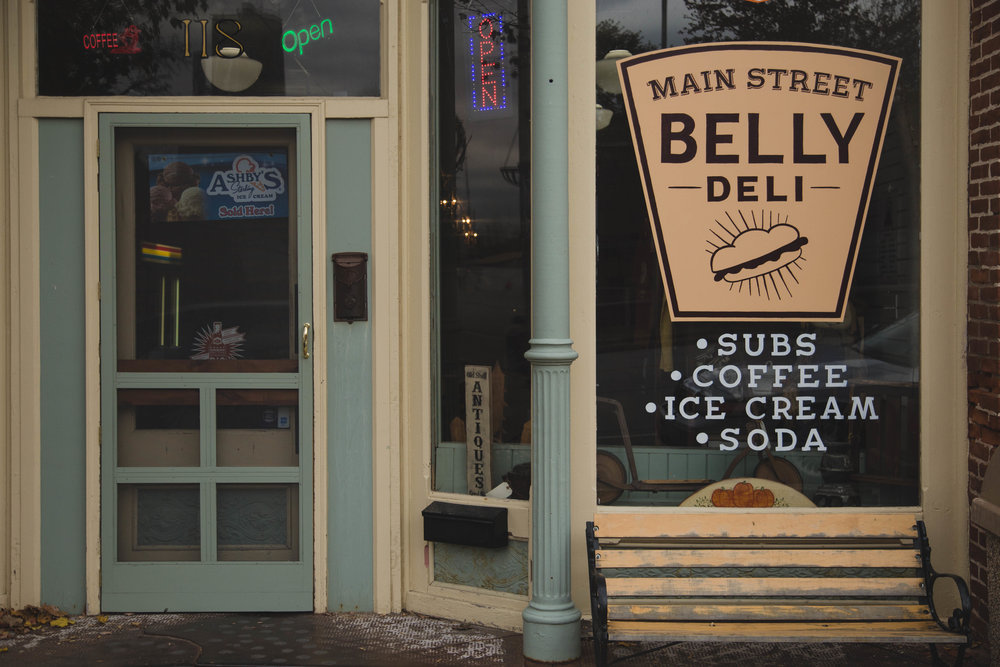 Belly Deli story