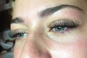 Lashes by Sierra - Sierra does our 'student' clientele. See above for student pricing!