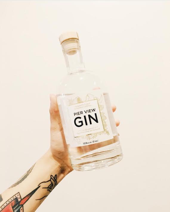 PIER VIEW - gin, Oceanside, CA