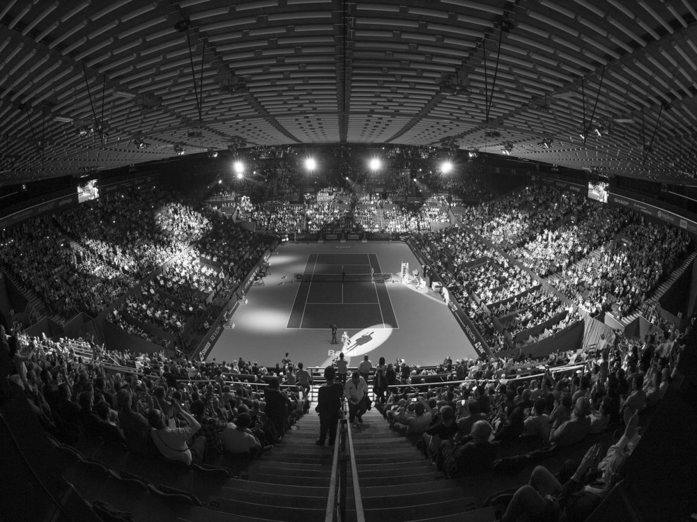 Swiss Indoors Basel 2017 - 21 - 29. October 2017