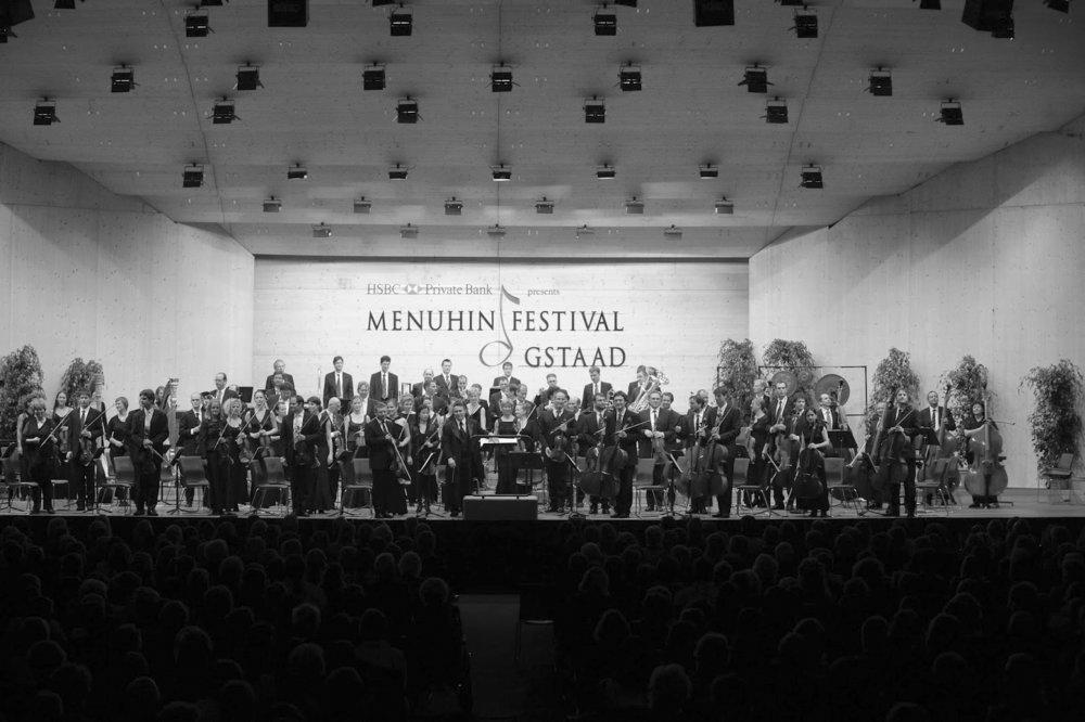 61. Gstaad Menuhin Festival Gtaaad – Pomp in Music 13.7. – 2.9.2017