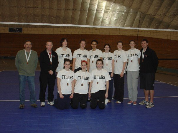 My last year with the Titans in 2007 at a tournament in Harry Jerome.
