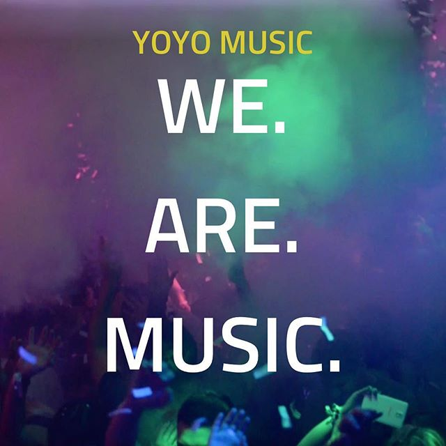 We. Are. Music.