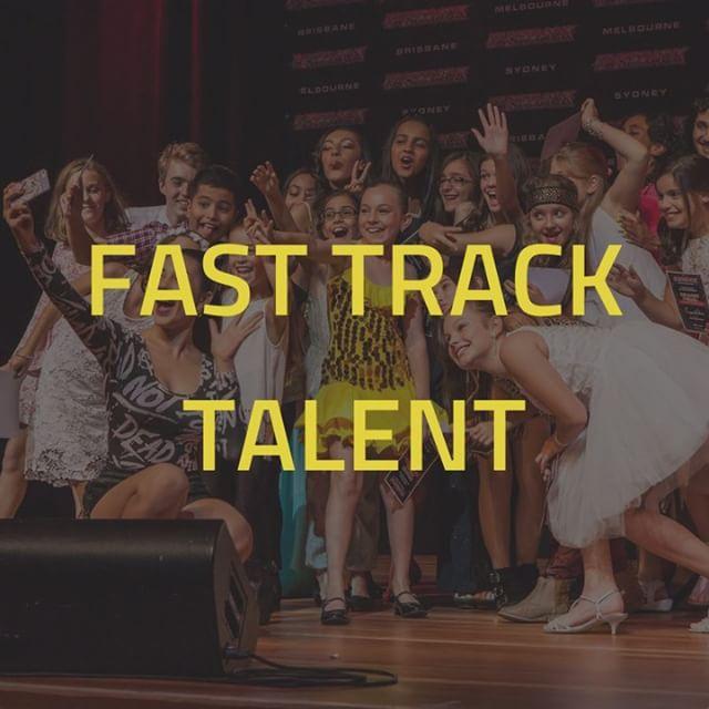 Fast Track Talent