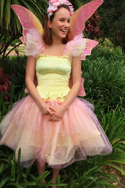 Summer fairy dress