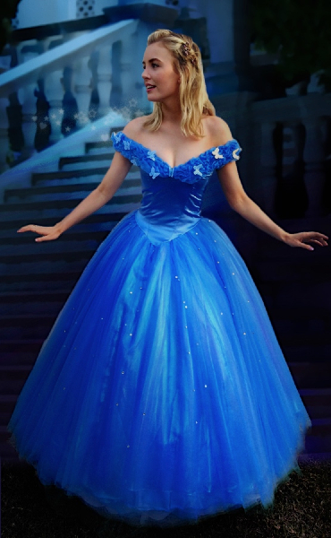 Cinderella 2015 - Disney Princess