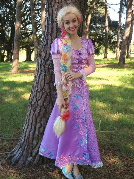Rapunzel (flowers)