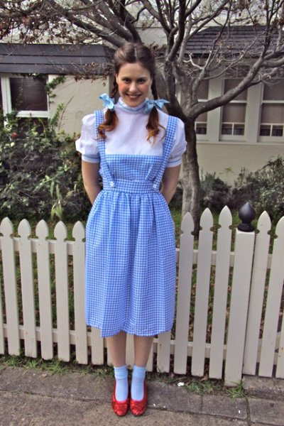 Dorothy, Wizard of OZ
