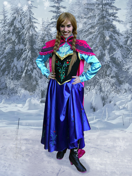 Princess Anna, Frozen