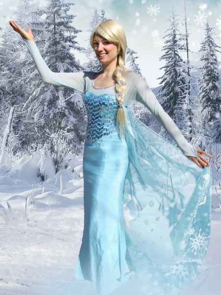 Queen Elsa, Frozen