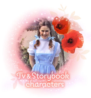 Delight your guests with a classic storybook character such as Alice in Wonderland or Dorothy from the Wizard of Oz, or perhaps a fearless Superhero such as Supergirl or Batgirl is more to your liking...         Browse TV & Storybook characters