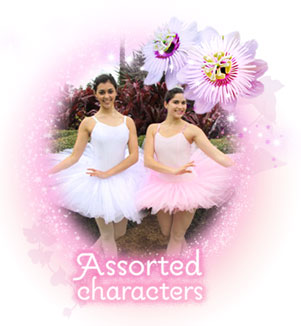Let your imagination dance away with us- browse through our collection of popular party themes. Who is your favourite character?      Browse our Assorted characters