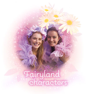 Choose a Fairyland character