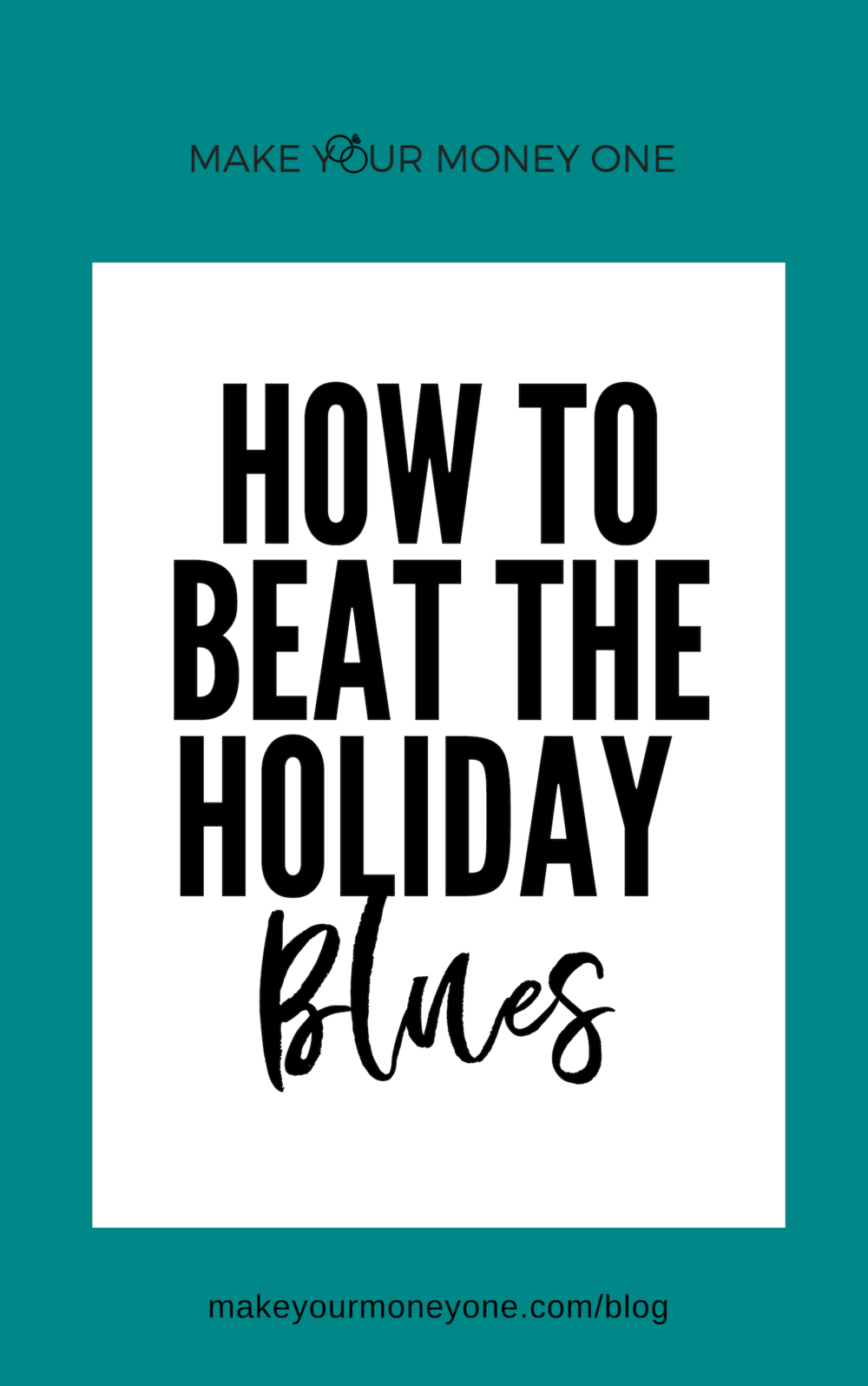 How to beat the holiday blues