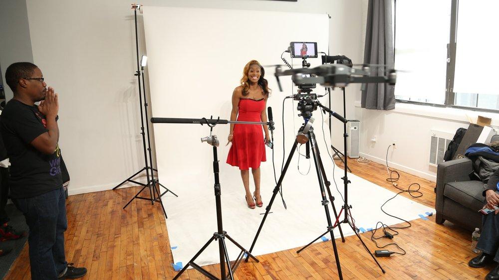 video shoot.JPG