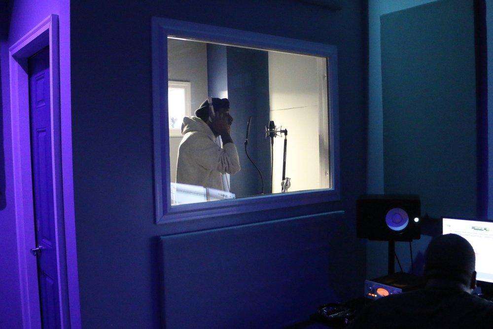 RECORDING SESSION -