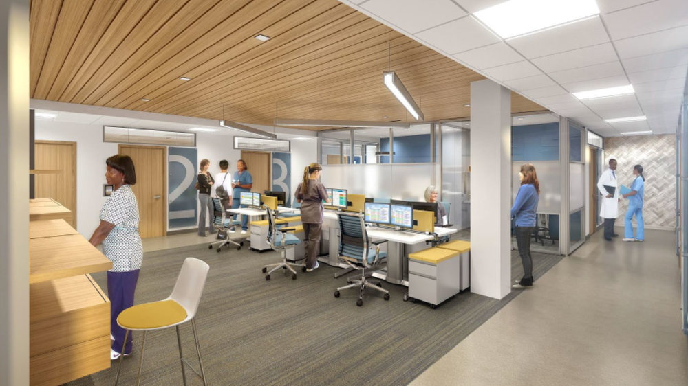 Designing next-generation clinics - REIMAGINING AMBULATORY DESIGN