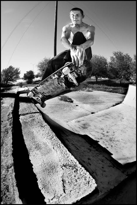 "Brandon Barnett // Tailblock variation as seen on the ""Lowcard"" website's ""Lowres"" feature. Photo: Shane Smith"