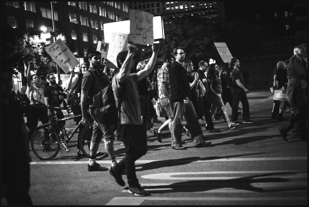 Protest Austin TX 2017