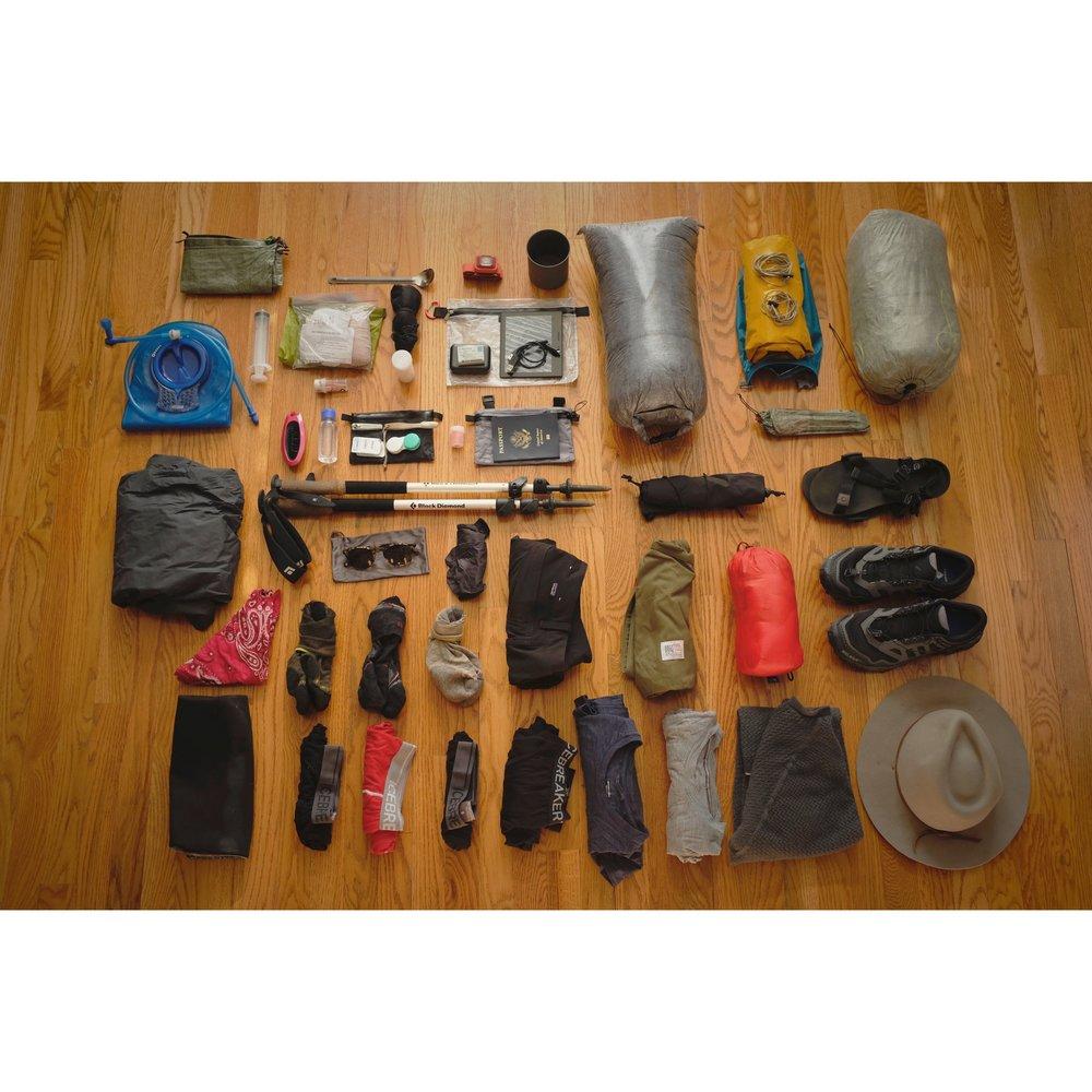 Andrew's Bag