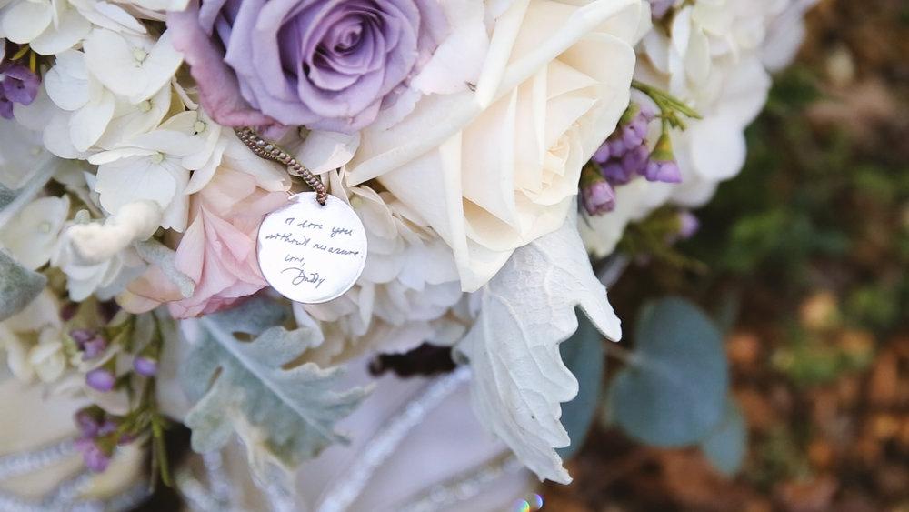 nichole-brandon-wedding-video-flowers-bracelet