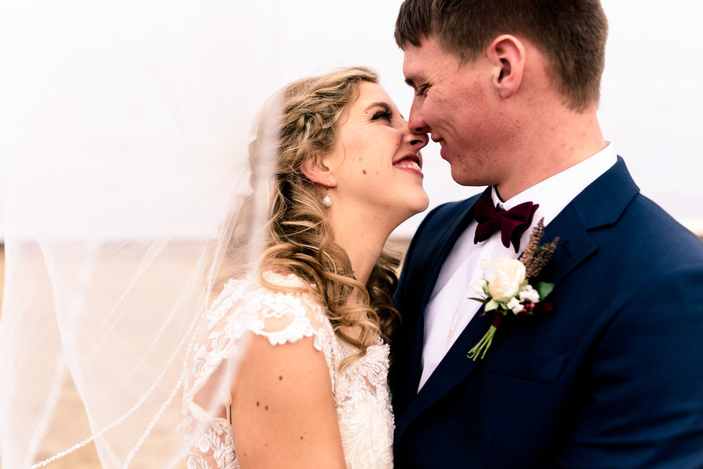 Emily & Adam // Winter Wedding