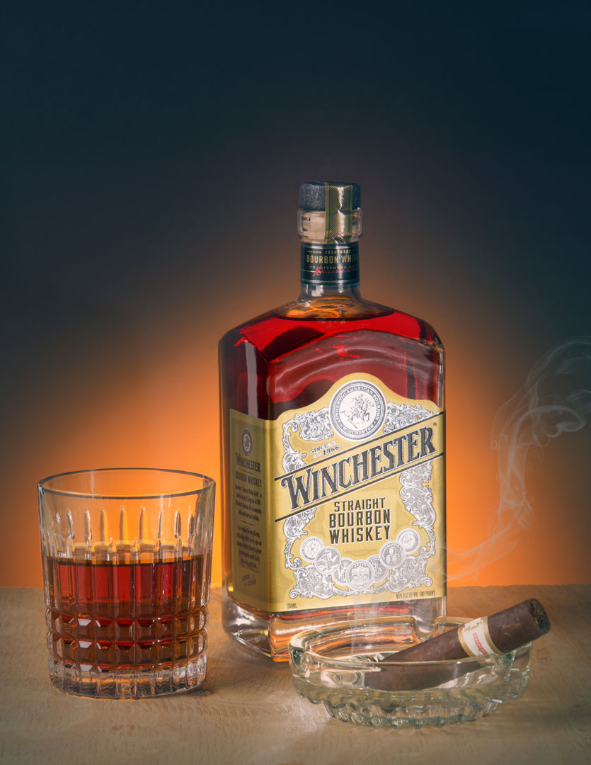 Winchester Straight Bourbon Whiskey