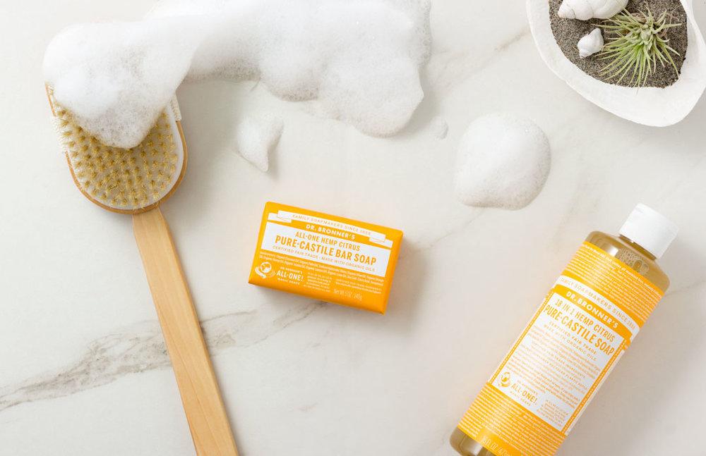 Dr. Bronner's Pure Castille Soap