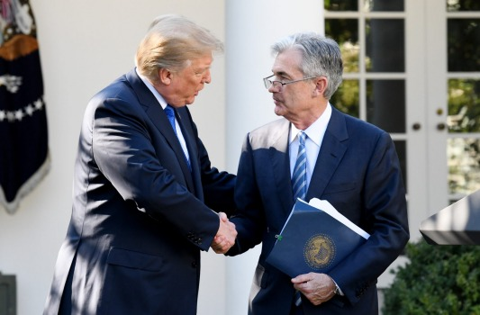 Trump makes sane, sober choice in Powell - Powell may face the puzzle of how to deal with the next recession if interest rates are still abnormally low, former IMF chief economist and keynote speaker for the 2018 Business Summit Kenneth Rogoff writes.