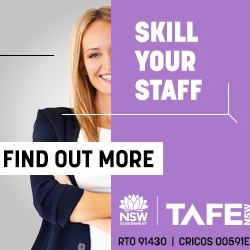 Putting more into people - TAFE NSW is Australia's largest training provider at the leading edge of corporate education with offerings of customised training programs, delivered by industry experienced teachers.
