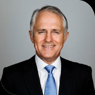 Malcolm Turnbull  Prime Minister of Australia