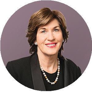 Christine McLoughlin  Chairman & Non-executive Director, Suncorp Group