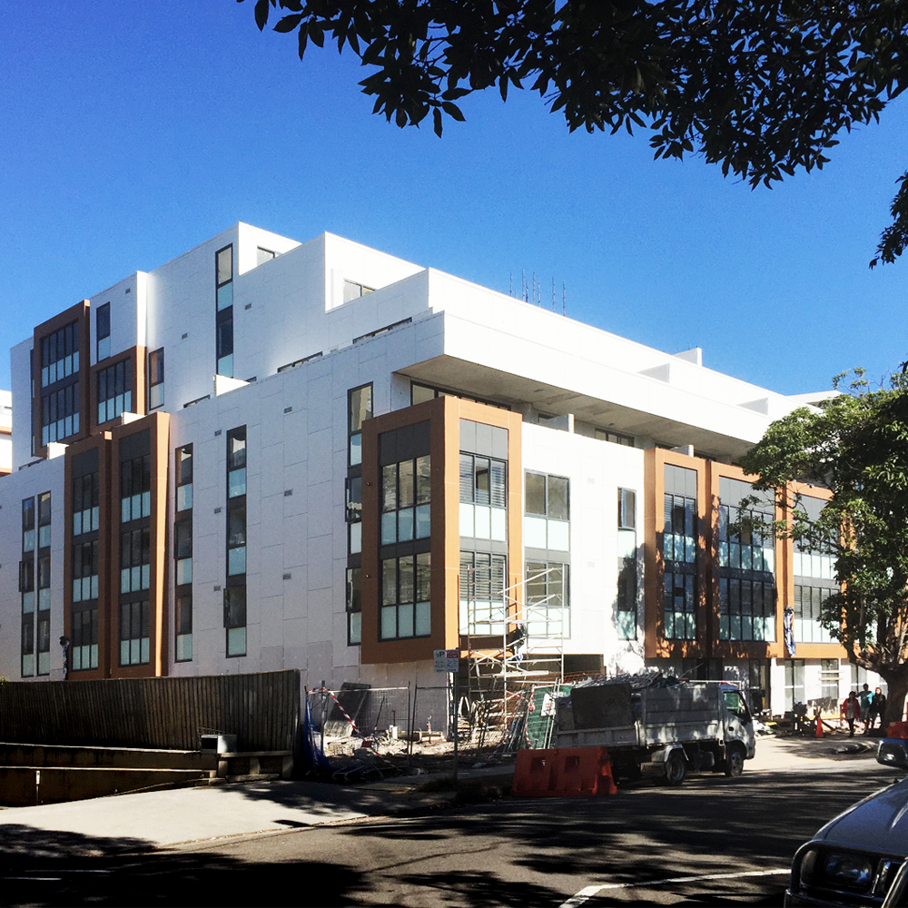 Dee Why Designer apartments