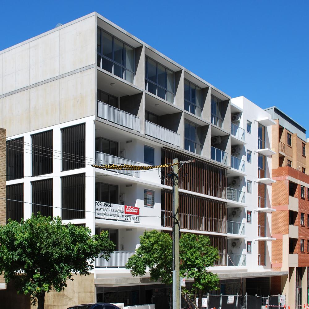Park street apartments