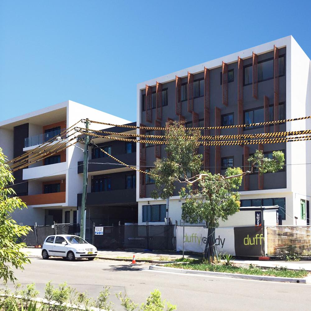 Gusto Designer Apartments