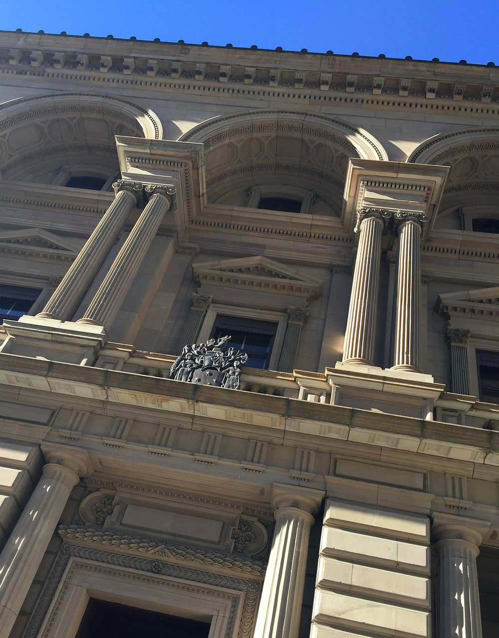 Old Treasury Building, Melbourne