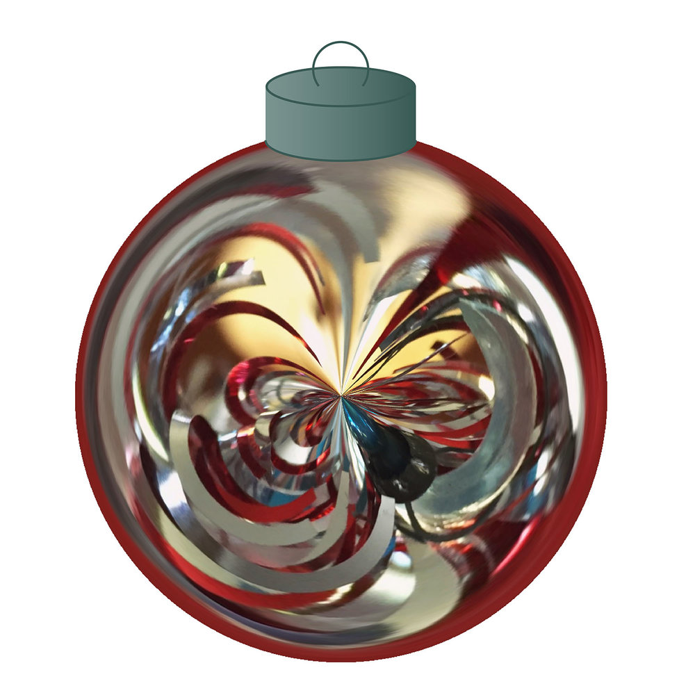 Christmas bauble 26 - Advent challenge 2016