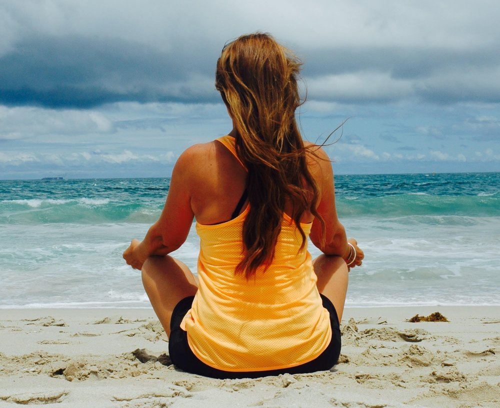 Daily meditation at morning and night helps removes stress and induces a better nights sleep.