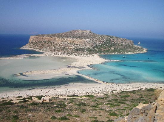 Balos Beach and Lagoons | Crete Island