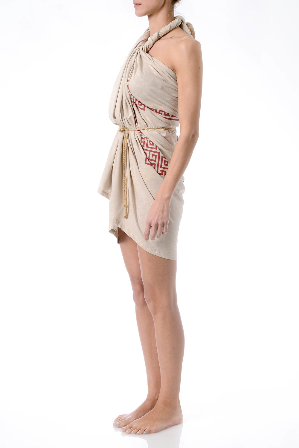 meander-bordeaux-on-beige-cotton-wraped-around-the-neck-side.jpg