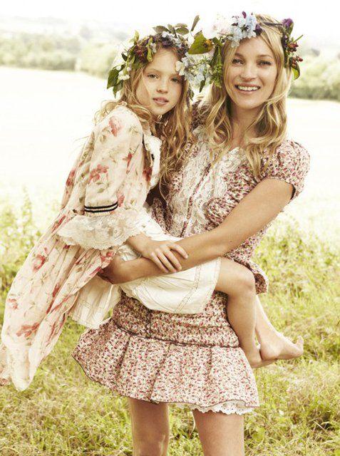 Like mother, like daughter!! -