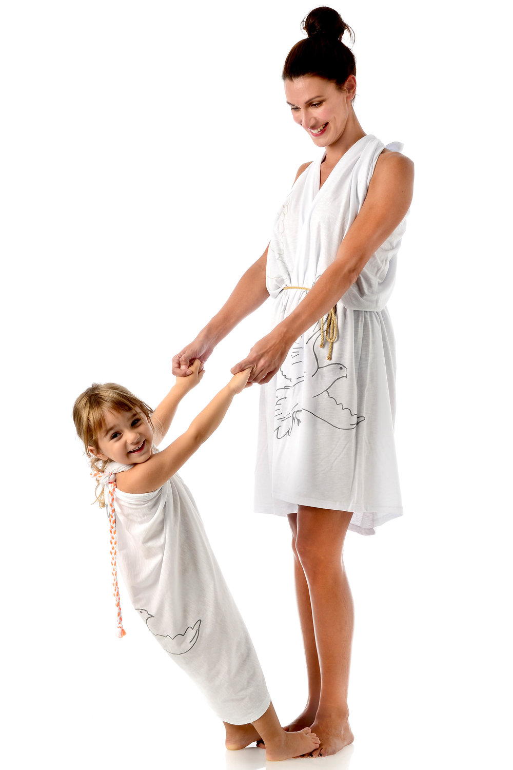 doves-on-white-matching-style-mother-daughter.jpg