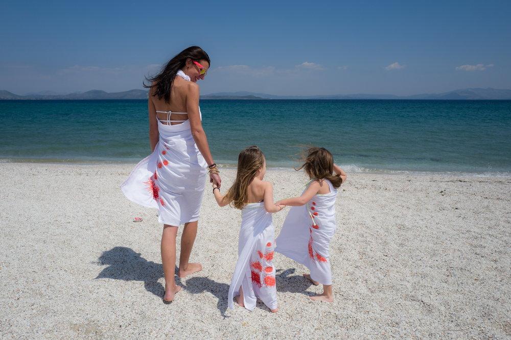 urchins-coral-matching-mother-daughter-beach.jpg