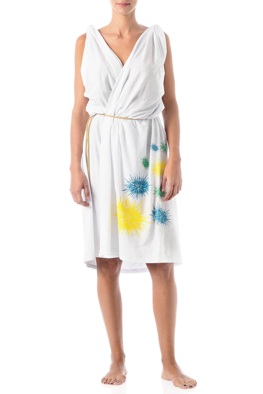 urchins-multi-color-design-deep-hem-dress-on-white-viscose.jpg