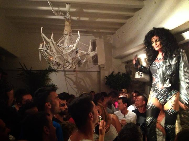The perfect Clubbing Expirience in Jackie'O, Mykonos